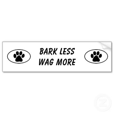 I found my bark today!!